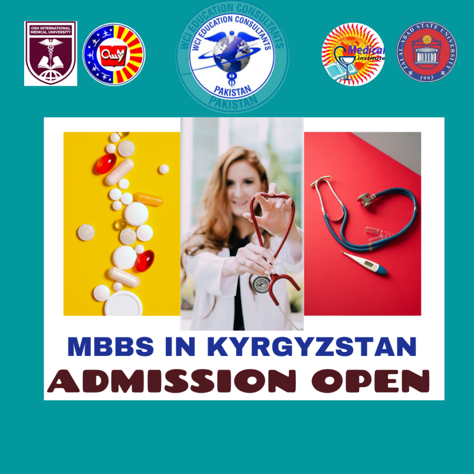Admission Open For MBBS